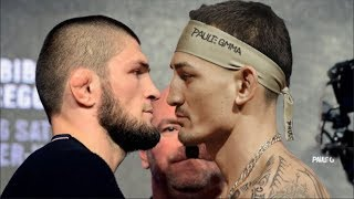 UFC 235: Khabib Nurmagomedov versus Max Holloway Full Fight Video Breakdown by Paulie G