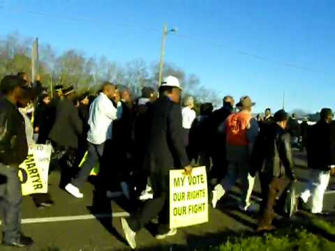 Selma To Montgomery March 2012