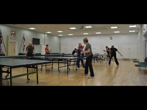 My Hailsham Table Tennis Interview with Jim West
