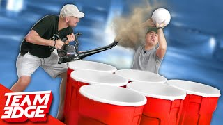 SUPER-Sized Punishment Cup Pong!! thumbnail