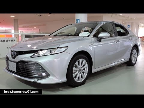 Toyota Camry G : Silver