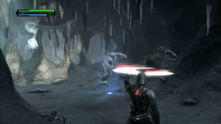 Star Wars- Force Unleashed Hoth Mission Pack Gameplay Part I HD