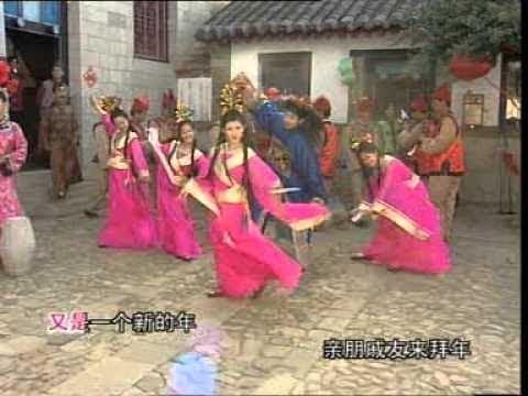 [M-Girls 四个女生 / Nick 钟盛忠] 红红灯笼高高挂 -- 新年 YEAH (Official MV)