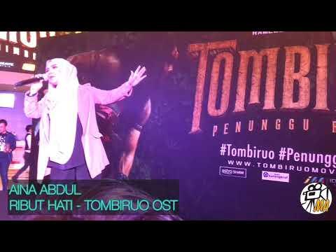 TOMBIRUO OST: Aina Abdul - Ribut Hati
