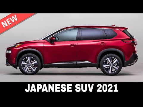 Top 10 New Japanese SUVs to Uphold the Benchmark of Reliability in 2021