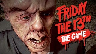 Friday The 13th The Game Gameplay German - Meine Freundin umbringen