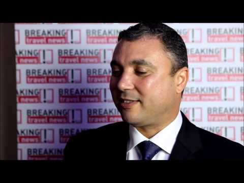 Karim Bizid, General Manager - The Oberoi, Dubai