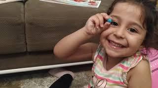 Ayşe Ebrar'ın Harika Playmais Oyunu Biz Çok Sevdik!