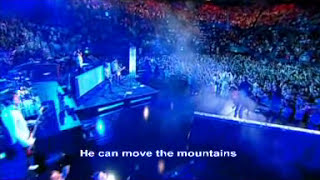 Hillsong - Mighty to Save - With Subtitles / Lyrics