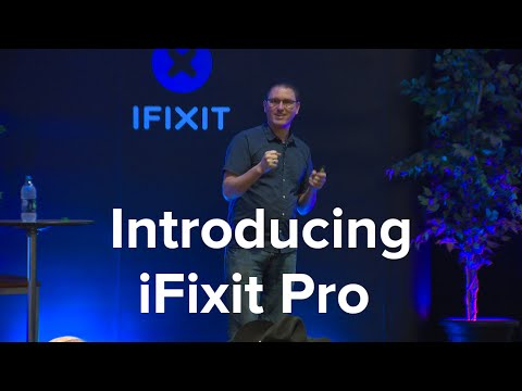 Introducing iFixit Pro: Community, Wholesale Parts & Tools, and the iFixit MasterTech Certification
