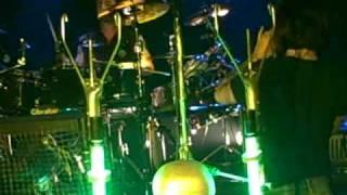 drum solo at bizarre sexual voyeurism bondage show