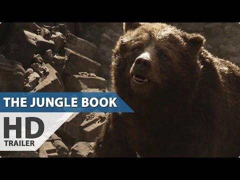 The Jungle Book Trailer 2 (2016) Super Bowl Spot Disney Movie HD