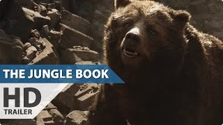 The Jungle Book Trailer 2 (2016) Super Bowl Spot Disney Movie HD