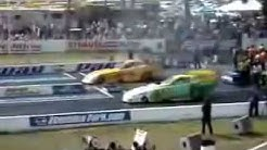NHRA Funny Car Driver Scott Kalitta Dies in Crash