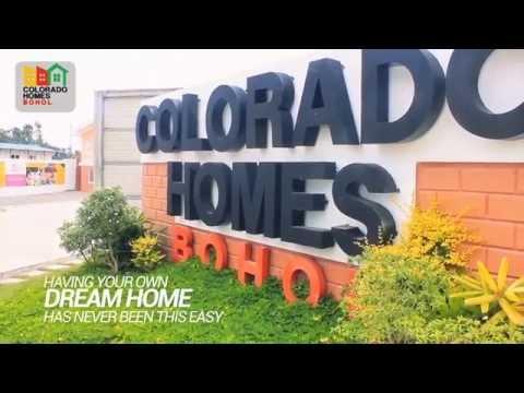 Colorado Homes Bohol - Quality Homes You Can Afford!