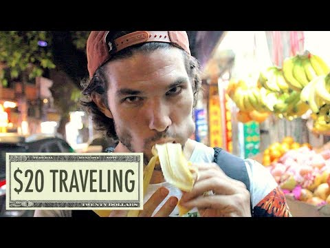 Guangzhou, China: Traveling For 20 Dollars a Day - Ep 23