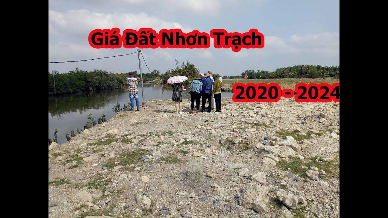 Giá đất Nhơn Trạch 2020