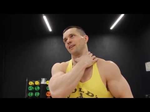 Как накачать шею быка? Божественное упражнение для мышц шеи