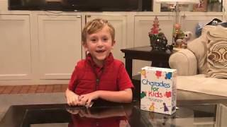 Charades for Kids by Pressman