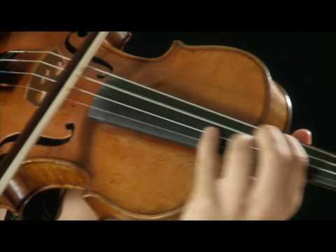 Julia Fischer - Paganini : 24 caprices (Music clip)