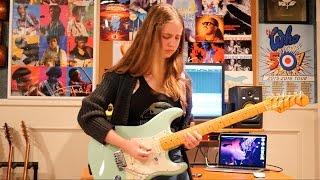 -Pride and Joy- Guitar Cover by Ayla