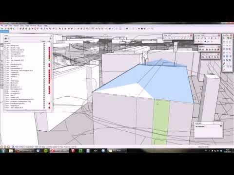Architect Tools - Generate Buildings