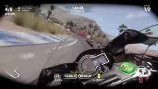 DRIVECLUB Bikes Kawasaki Ninja H2R Onboard Insane Fast Race