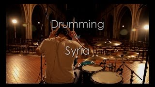 Drumming for Syria Part I - Bored To Death  (Blink 182)