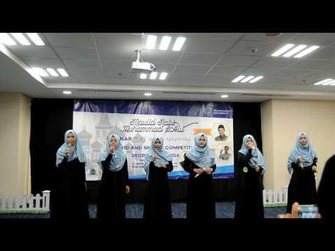 Dyfa nasyid - generasi harapan - izzatul islam