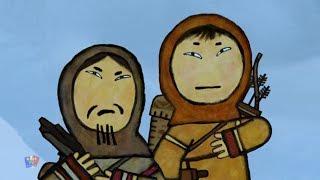 Пумасипа   интересные мультики   Pumasipa Woi   Moral Stories for Kids   Cartoon For Babies