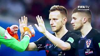 World Cup 2018 - The Bravest  | Best Skills ,Beautiful & Emotional Movements