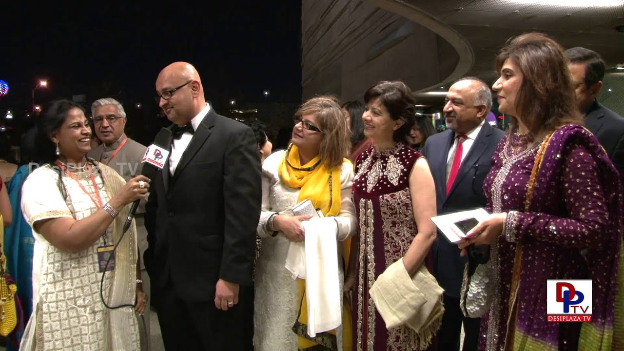 Members of SAFF speaking to Desiplaza TV in Dallas,Texas.