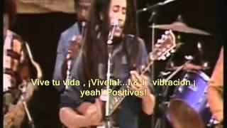 Rastaman Vibration (LIVE) Bob Marley (Subtitulado castellano).wmv