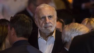 Icahn Takes $1.6 Billion Loss on Hertz