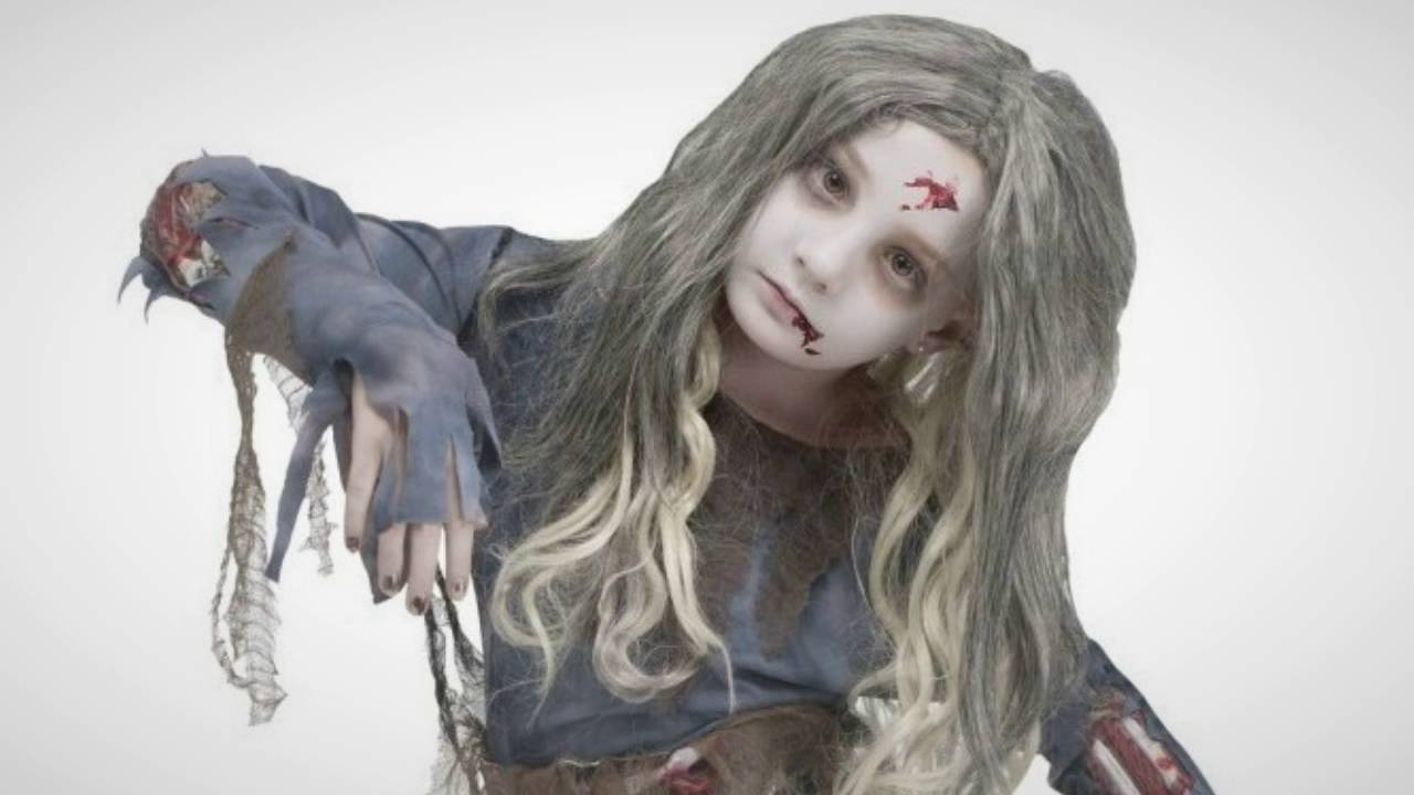 halloween costumes zombie girls halloween costume