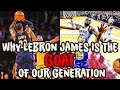 why lebron james is the greatest player of our generation video download