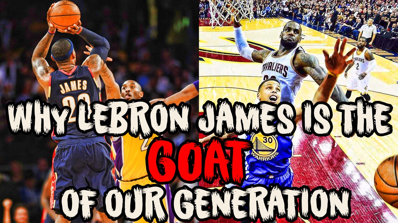 LeBron James didn't have to 'be like Mike' to break Jordan's playoff scoring record