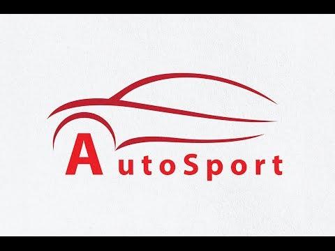 Adobe illustrator CC Tutorial Create a Car Logo Design Concept ideas   Sport Car   Pen Tool   Color