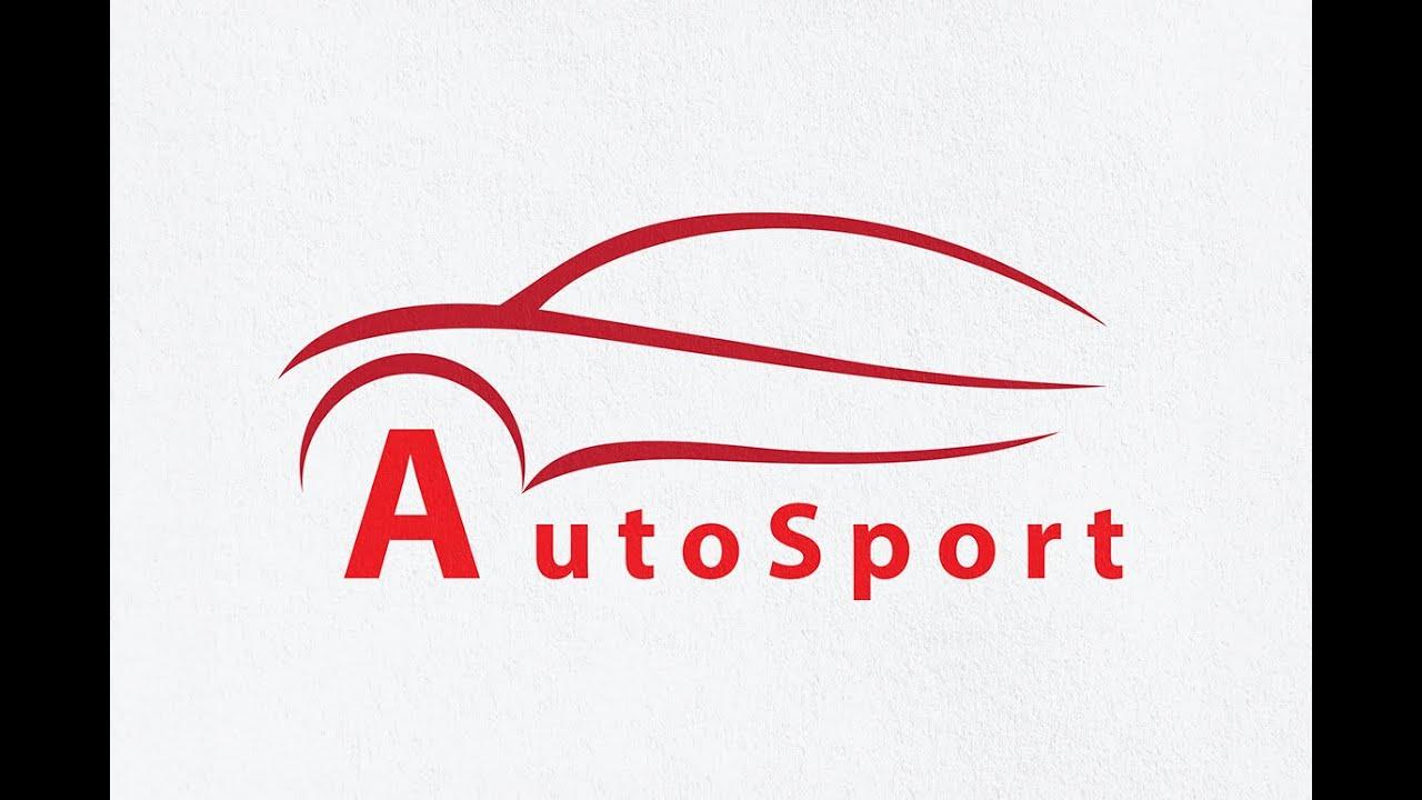 Adobe illustrator CC Tutorial Create a Car Logo Design Concept ...