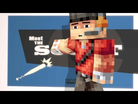 Meet The Scout in Minecraft