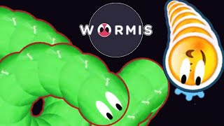 Worm.is: The Game! Incredibly Addicting Multiplayer Game (ArcadeGo Recommended)