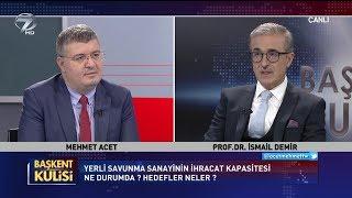 Başkent Kulisi - İsmail Demir - 7 Ekim 2018