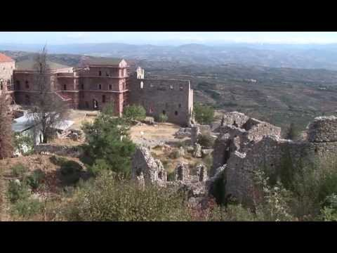 Mystras, Sparta, Peloponnese - Greece HD Travel Channel