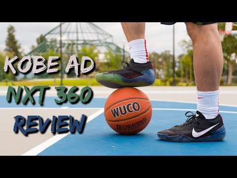 IS IT WORTH BUYING?! Nike Kobe AD NXT 360 Performance Review!