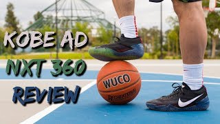 Nike Kobe AD NXT 360 Performance Review!