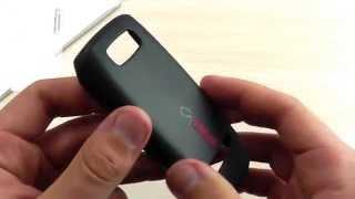 Обзор: Силиконовый Чехол Capdase для Nokia Asha 305