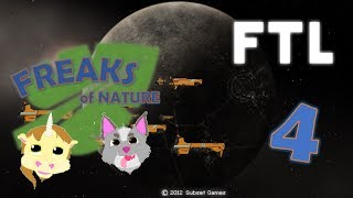 MUTINY! - FASTER THAN LIGHT: Part 4 [Freaks Of Nature]