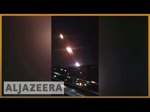 🇮🇱 Israel responds after 🇮🇷 Iran 'fires rockets' at occupied Golan | Al Jazeera English