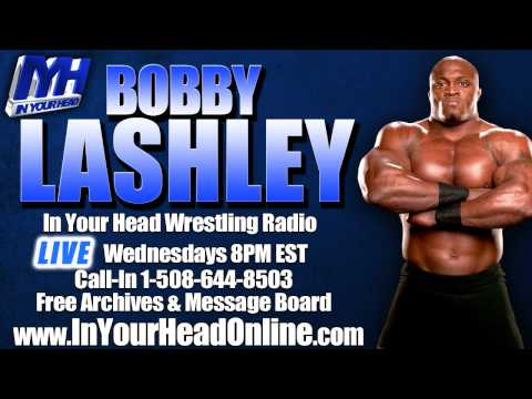 Bobby Lashley Shoot Interview on Fit Finlay, Booker T, Money in the Bank, ECW Cage Dive and WWE