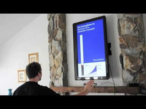 Kinect Demo HTML5 & Javascript